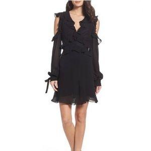 NWT Bardot Florentine Cold Shoulder Dress